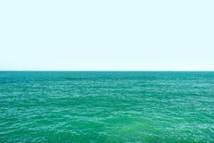 Επιφάνεια νερού στον ωκεανό Στοκ Φωτογραφία