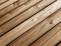 επιφάνεια ξύλινη Στοκ Εικόνες