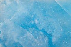 Επιφάνεια πάγου Στοκ Φωτογραφία