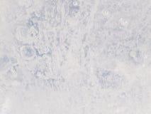 Επιφάνεια πάγου Στοκ φωτογραφία με δικαίωμα ελεύθερης χρήσης