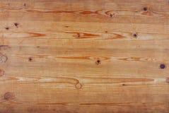 Επιφάνεια πινάκων ζύμης ξύλου πεύκων Grunge Στοκ Εικόνες