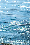 Επιφάνεια ρέοντας νερού. Στοκ εικόνες με δικαίωμα ελεύθερης χρήσης