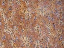 επιφάνεια σιδήρου Στοκ φωτογραφία με δικαίωμα ελεύθερης χρήσης