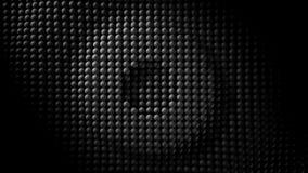 Επιφάνεια σφαιρών στην κίνηση Έτοιμη ζωτικότητα βρόχων της σφαίρας διανυσματική απεικόνιση