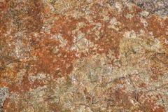 Επιφάνεια του γρανίτη σύσταση πετρών βράχου βρύου Χρωματισμένη τραχιά σύσταση πετρών γρανίτη Στοκ εικόνα με δικαίωμα ελεύθερης χρήσης