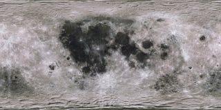 Επιφάνεια φεγγαριών στοκ εικόνες