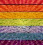 επιφάνεια χαρτονιών ξύλινη Στοκ Εικόνες