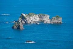 Επιφυλακή σημείου ιπποτών, Νέα Ζηλανδία στοκ εικόνα με δικαίωμα ελεύθερης χρήσης