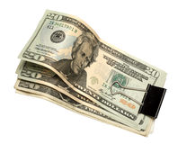 επιφύλαξη χρημάτων στοκ εικόνα