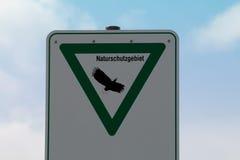 Επιφύλαξη φύσης ασπίδων Στοκ εικόνες με δικαίωμα ελεύθερης χρήσης