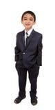 επιχείρηση αγοριών όμορφη λίγο κοστούμι Στοκ Φωτογραφίες