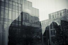 επιχείρηση αστική Στοκ εικόνα με δικαίωμα ελεύθερης χρήσης