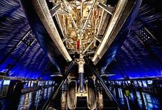 Επιχείρηση διαστημικών λεωφορείων στην απτόητη θάλασσα, τον αέρα & το διαστημικό μουσείο Στοκ φωτογραφίες με δικαίωμα ελεύθερης χρήσης