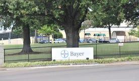 Επιχείρηση ιατρικής έρευνας Bayer Στοκ φωτογραφία με δικαίωμα ελεύθερης χρήσης
