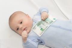 Επιχείρηση μωρών Στοκ Φωτογραφίες