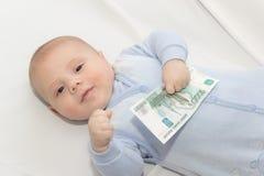 Επιχείρηση μωρών Στοκ Εικόνες