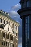 επιχείρηση οικοδόμησης &sig Στοκ Φωτογραφία