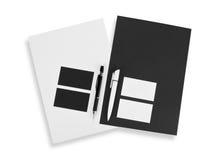 Επιχείρηση προτύπων για το μαρκάρισμα Εταιρικό desi προτύπων ταυτότητας Στοκ Φωτογραφίες