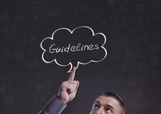 Επιχείρηση, τεχνολογία, Διαδίκτυο και μάρκετινγκ Νέος επιχειρηματίας Στοκ εικόνα με δικαίωμα ελεύθερης χρήσης