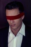 Επιχείρηση τυφλή στοκ εικόνες
