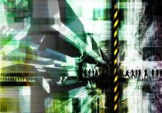 επιχείρηση 05 εικονική απεικόνιση αποθεμάτων