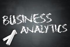 Επιχείρηση Analytics πινάκων διανυσματική απεικόνιση