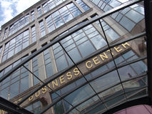 επιχείρηση center2 Στοκ Εικόνες