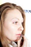 επιχείρηση makeup Στοκ Εικόνες