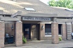 Επιχειρήσεις της Parnell, Μέμφιδα, TN στοκ φωτογραφίες με δικαίωμα ελεύθερης χρήσης