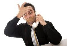 επιχειρηματίας αστείος & Στοκ εικόνα με δικαίωμα ελεύθερης χρήσης