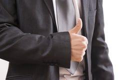 Επιχειρηματίας ΕΝΤΆΞΕΙ Στοκ εικόνες με δικαίωμα ελεύθερης χρήσης