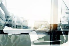Επιχειρηματίας επιτυχίας Στοκ εικόνες με δικαίωμα ελεύθερης χρήσης
