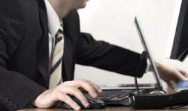 επιχειρηματίας εργατικός στοκ φωτογραφίες με δικαίωμα ελεύθερης χρήσης