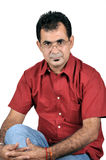επιχειρηματίας Ινδός Στοκ Φωτογραφίες