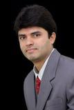 επιχειρηματίας Ινδός Στοκ Εικόνες