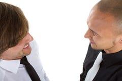 επιχειρηματίας φρέσκα δύ&omicro Στοκ εικόνα με δικαίωμα ελεύθερης χρήσης