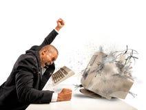 0 επιχειρηματίας Στοκ φωτογραφία με δικαίωμα ελεύθερης χρήσης