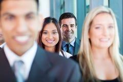 Επιχειρηματίες ομάδας στοκ εικόνες