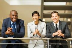 Επιχειρηματίες ομάδας στοκ εικόνα με δικαίωμα ελεύθερης χρήσης