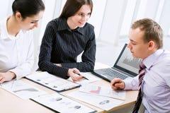 επιχειρηματίες Στοκ εικόνα με δικαίωμα ελεύθερης χρήσης
