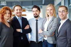 Επιχειρηματική μονάδα Στοκ εικόνες με δικαίωμα ελεύθερης χρήσης