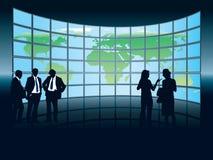 επιχειρηματικό πεδίο παγ& απεικόνιση αποθεμάτων