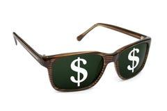 επιχειρησιακά γυαλιά Στοκ Εικόνες