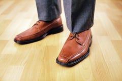 επιχειρησιακά πόδια Στοκ εικόνα με δικαίωμα ελεύθερης χρήσης