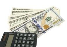 Επιχειρησιακές έννοιες. χρήματα με τον υπολογιστή Στοκ εικόνα με δικαίωμα ελεύθερης χρήσης