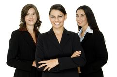 Επιχειρησιακές γυναίκες στοκ εικόνες