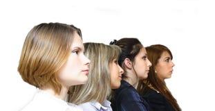 επιχειρησιακές γυναίκε Στοκ εικόνες με δικαίωμα ελεύθερης χρήσης