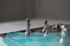 επιχειρησιακές ιδέες και ανταγωνισμός και σχέδιο στρατηγικής Στοκ φωτογραφία με δικαίωμα ελεύθερης χρήσης