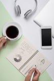 Επιχειρησιακές ιδέες, έννοιες δημιουργικότητας, έμπνευσης και ξεκινήματος Στοκ Εικόνες