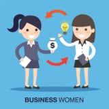 Επιχειρησιακές μεταβαλλόμενες ιδέες για τα χρήματα απεικόνιση αποθεμάτων